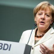 Merkel will rasche Lösung im Gasstreit zwischen Russland und Ukraine (Foto)
