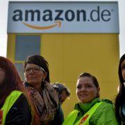 Verdi weitet Streiks bei Amazon aus (Foto)