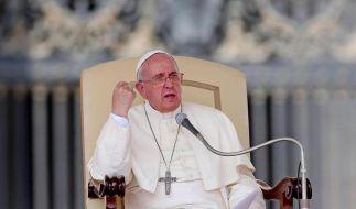 Schwere Missbrauchsvorwürfe: Vatikan verhaftet Ex-Nuntius (Foto)