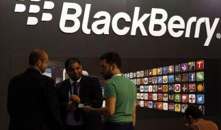 Blackberry hofft mit neuem Modell auf Fans seiner Tastatur (Foto)