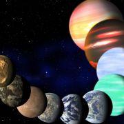 Astronomen weisen Wasser auf kleinem Exoplaneten nach (Foto)