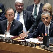 Obama schwört zum Kampf gegen IS-Terror ein (Foto)