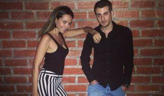 Wer ist der schöne Unbekannte an der Seite von Özil-Freundin Mandy? (Foto)