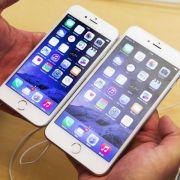 Apple: Update von iPhone-Software zurückgezogen (Foto)