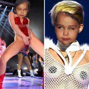 Mit diesen Bildern schockt Miley Cyrus das Netz (Foto)