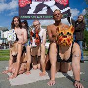 Freie Tier-Liebe in Dänemark, Sex mit Zwölfjährigen im Vatikan (Foto)