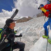 Trauer um Bergsteiger im Himalaya (Foto)