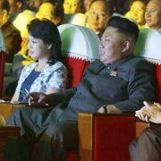 Nordkoreas Machthaber Kim hat gesundheitliche Probleme (Foto)