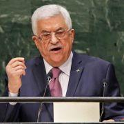 Israel kritisiert Abbas' Rede vor UN (Foto)