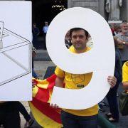 Katalanen sollen über Unabhängigkeit abstimmen (Foto)