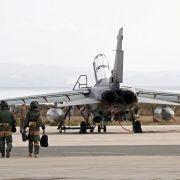 Britische Jets kehren ohne Waffeneinsatz aus Irak zurück (Foto)