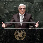 Steinmeier warnt vor Rückfall in Ost-West-Konflikt (Foto)