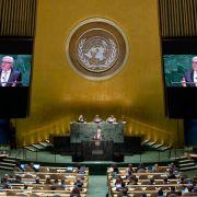 Steinmeier warnt vor Ost-West-Konflikt (Foto)