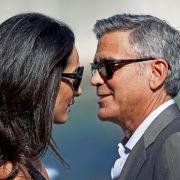 Hummer und Hits! So lief George Clooneys wilde Hochzeitsnacht (Foto)