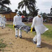 Humanitärer Luftkorridor für Ebola-Länder im Senegal eröffnet (Foto)