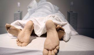 Tod beim Sex: 41 Prozent der Männer sterben im Arm einer Prostituierten. (Foto)