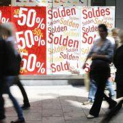 Inflation in Deutschland verharrt auf Vier-Jahres-Tief (Foto)