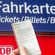 Bahnfahren wird in erster Klasse und im Regionalverkehr teurer (Foto)