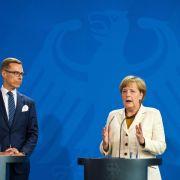 Merkel: Weit entfernt von Aufhebung der Sanktionen gegen Moskau (Foto)