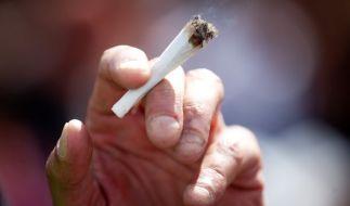 Ein Dieb tauschte seine wertvolle Beute - einen Diamanten - gegen Marihuana für 20 Dollar. (Foto)