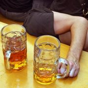 Suff auf der Wiesn: Exzesse auf dem Oktoberfest (Foto)