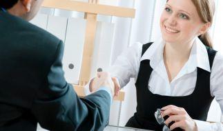 Sogenannte AGG-Hopper schreiben gezielt Bewerbungen, um potentiellen Arbeitgebern zu schaden. (Foto)