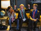 Frauenfreie Zone: Die Kumpel Helmut (Detlev Buck), Eroll (Elyas M'Barek) und Lars (Christoph Maria Herbst) im Fußballglück. (Foto)