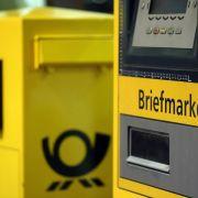 Post will Briefporto im nächsten Jahr auf 62 Cent erhöhen (Foto)