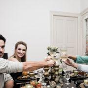 Bachelor-Dinner: Jan, Paul und Anna tischen auf (Foto)