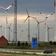 Ökoenergie erstmals Stromquelle Nummer 1 (Foto)