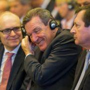 Altkanzler Schröder sieht sich als «Russland-Versteher» (Foto)