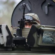 Blutige Gefechte erschüttern Waffenruhe in der Ostukraine (Foto)