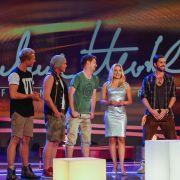 Bayrisches Boygroup-Fieber bei Hertel! (Foto)
