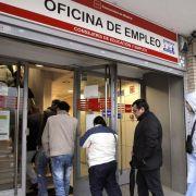 Zahl der Arbeitslosen in Spanien erneut leicht gestiegen (Foto)
