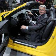 Audi-Chef Stadler will trotz Turbulenzen im Markt mehr Modelle (Foto)