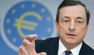 Kampf gegen Krise: EZB bereit zum Kauf von Schrottpapieren (Foto)