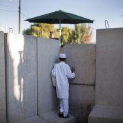 Israel riegelt Westjordanland zu Jom Kippur ab (Foto)