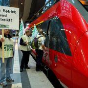Streik-Chaos bei der Bahn! So kommen Sie dennoch ans Ziel (Foto)