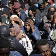 Gedenken an Opfer der Lampedusa-Katastrophe (Foto)