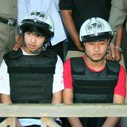 DNA-Spur erhellt Mord an britischem Paar auf Thailand (Foto)