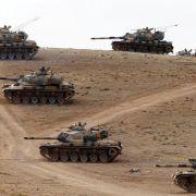 Türkei will Erstürmung vonKobane verhindern (Foto)