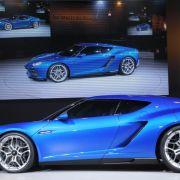 VW-Tochter Lamborghini hofft weiter auf Luxus-SUV (Foto)