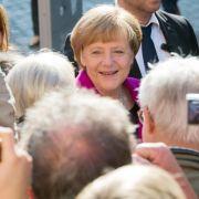 Spitzenpolitiker feiern Einheit und würdigen Mut der DDR-Bürger (Foto)
