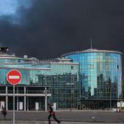 Ukrainekrise verschärft antiwestliche Stimmung in Russland (Foto)