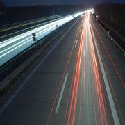 Säugling auf Autobahn überfahren - sofort tot! (Foto)