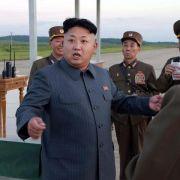 Nordkoreas MAchthaber hat keine Gesundheitsprobleme (Foto)