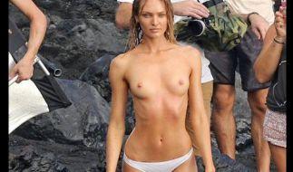Nicht ohne Grund ist Candice Swanepoel eines der begehrtesten Models der Welt. (Foto)