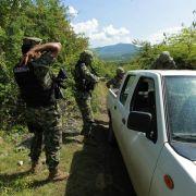 Killerbande gesteht Massaker in Mexiko (Foto)