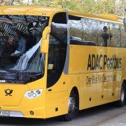 Bericht: ADAC stellt Engagement bei Fernbussen auf den Prüfstand
