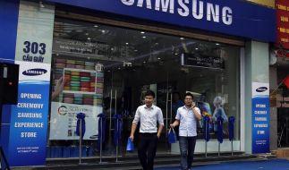 Samsung baut riesige Chip-Fabrik für mehr als elf Milliarden Euro (Foto)